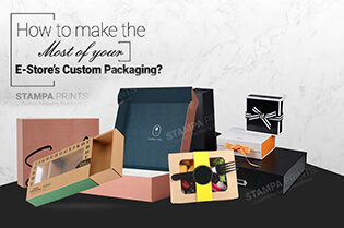 How To Make The Most Of Your E-Store's Custom Packaging