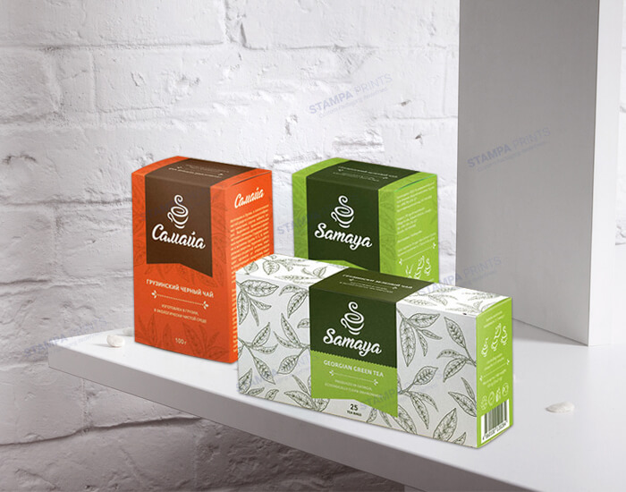 Packaging that Facilitates Shoppers to take their Product Pick