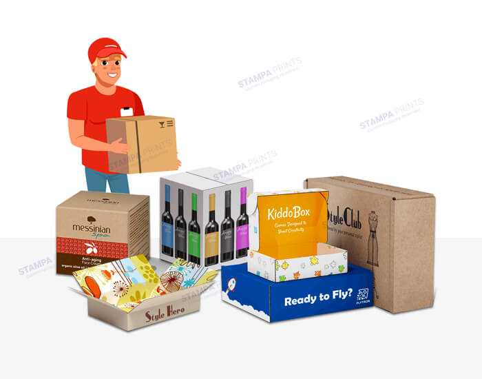 We offer Contemporary Printing and Packaging Items