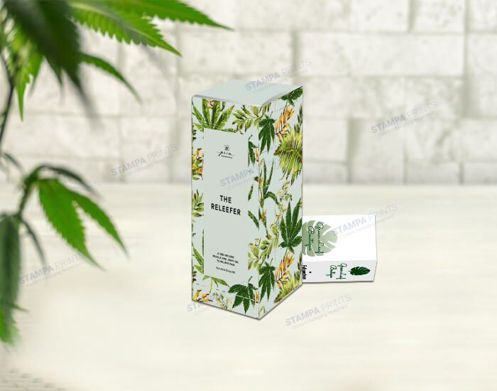 CBD Cardboard Packaging