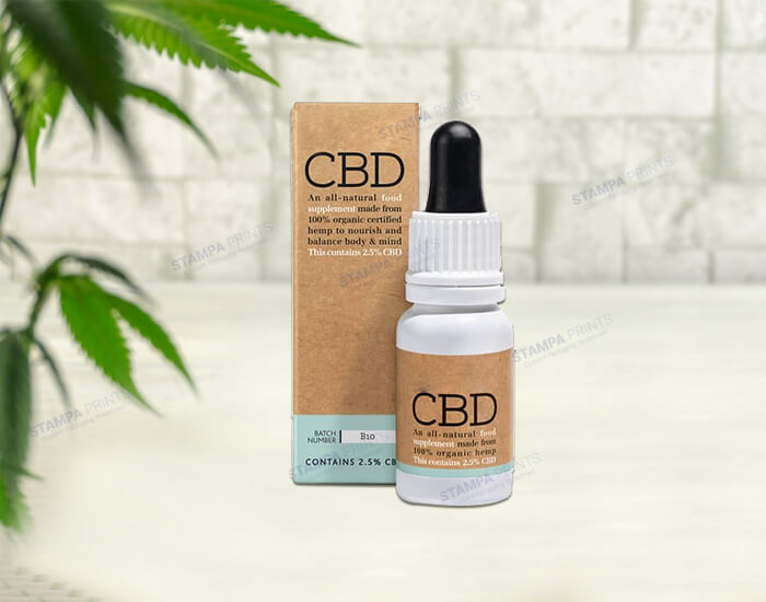 CBD Kraft Packaging
