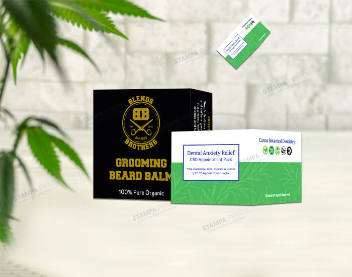 CBD Box Packaging & its Essentials