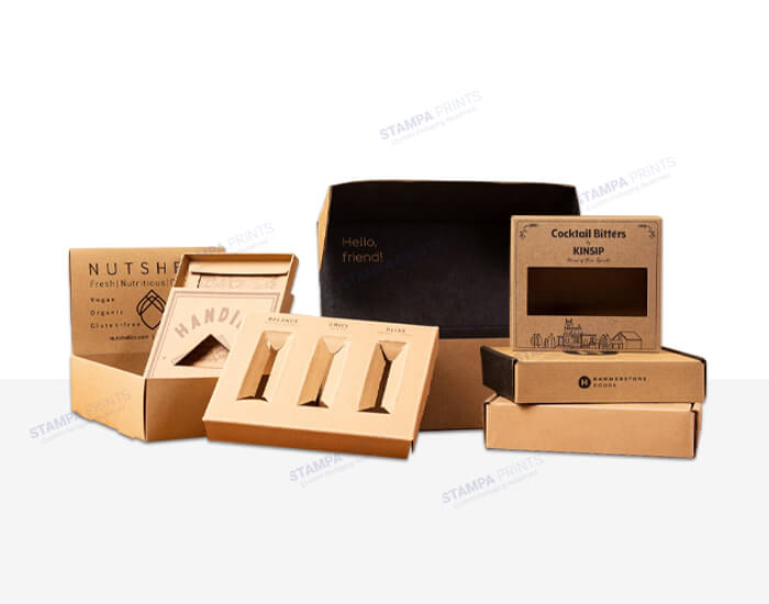 Sustainable packaging instructions