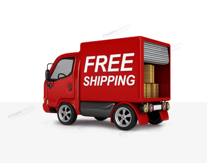 Free shipping: