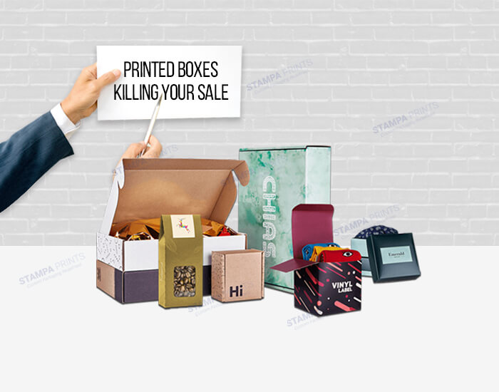 is Printed boxes killing your sale