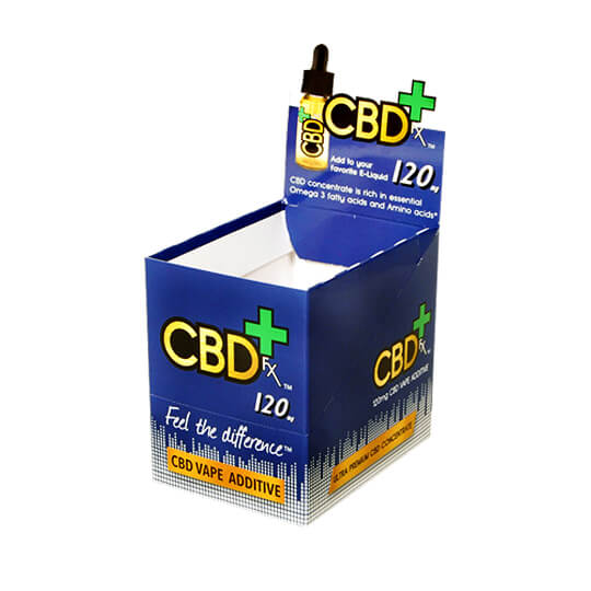 Custom Printed CBD Display Boxes