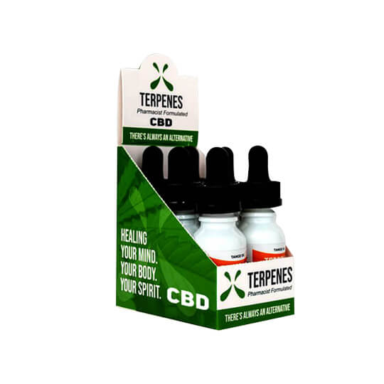 Wholesale CBD Display Boxes