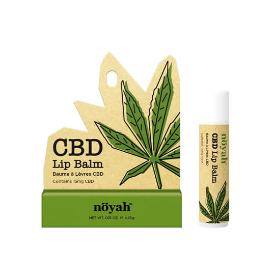 Wholesale CBD Lip Balm Boxes