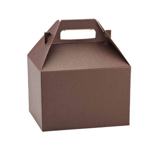 Printed Cardboard Gable Boxes