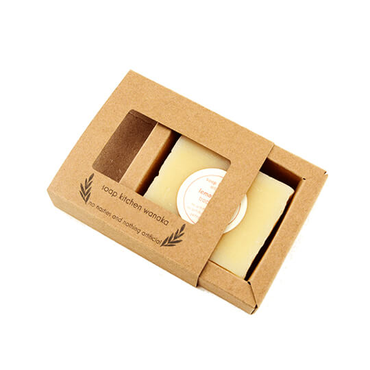 Printed Cardboard Soap Boxes