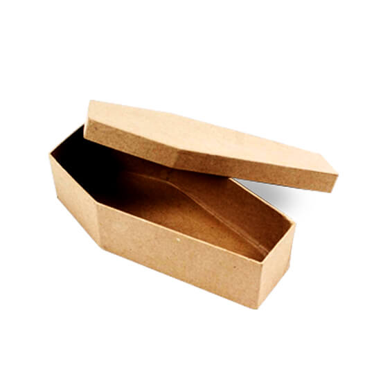 Coffin Shaped Boxes Wholesale