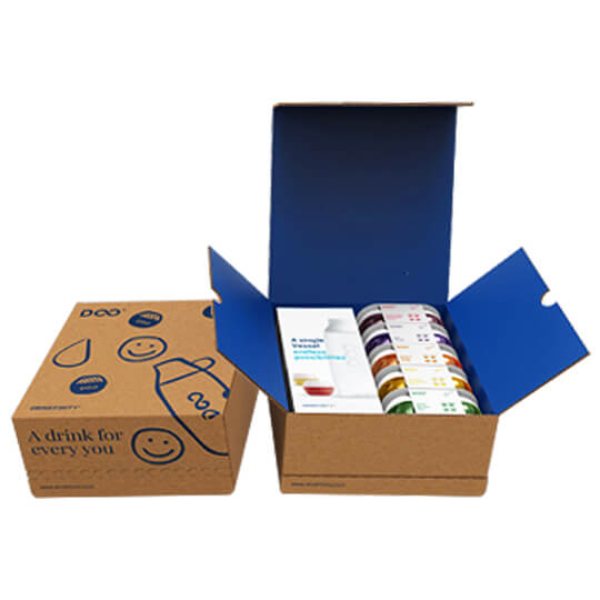 Printed eCommerce Boxes