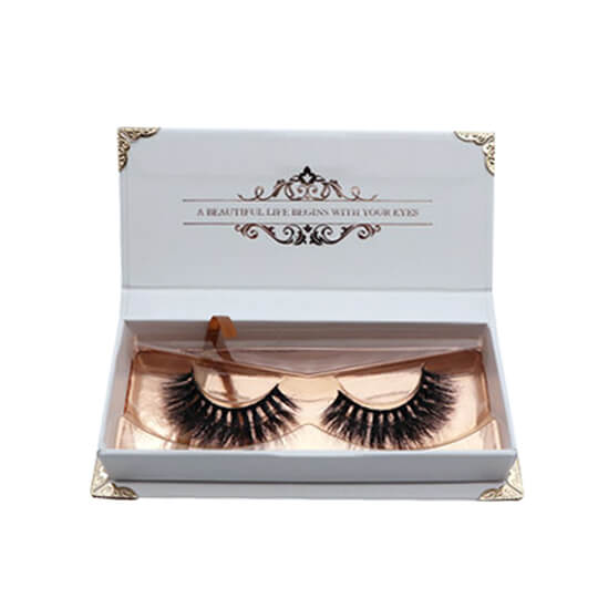 Latest Design Of Custom Eyelash Boxes Wholesale Printed