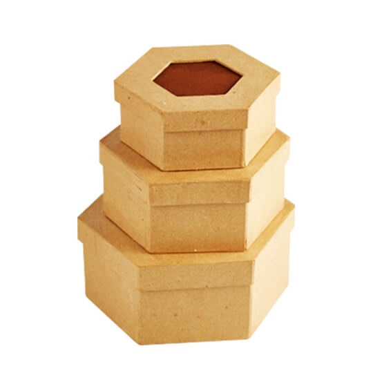 Wholesale Hexagon Boxes