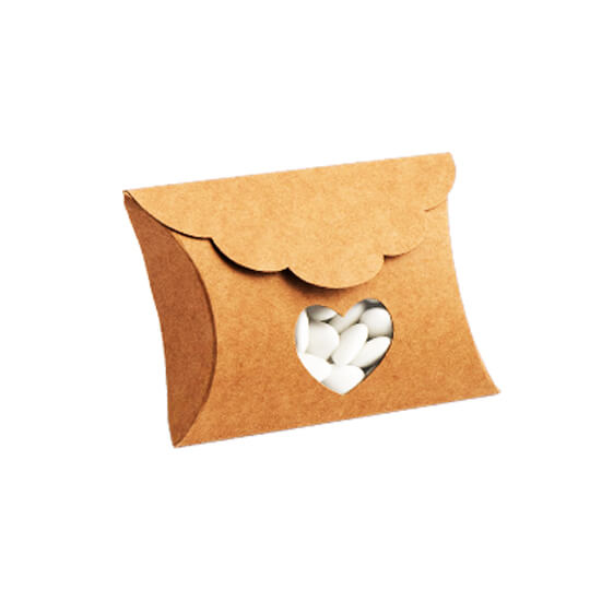 Wholesale Kraft Pillow Boxes