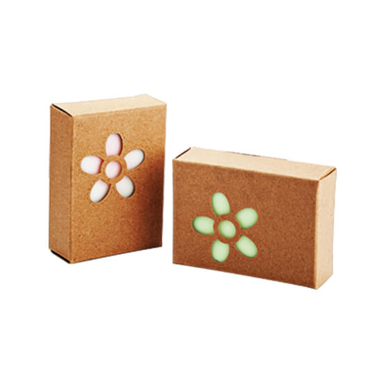 Wholesale Kraft Soap Boxes