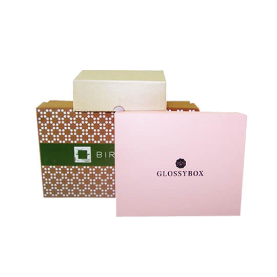 Printed Luxury Apparel Boxes