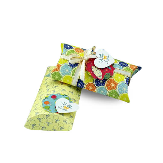 Wholesale Pillow Favor Boxes