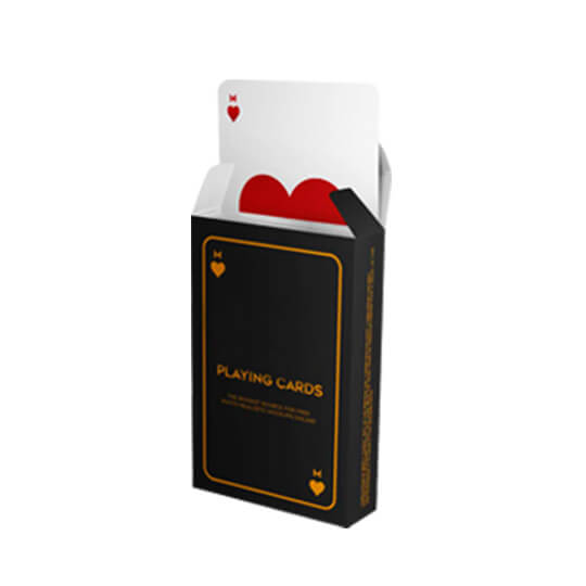 Printed Playing Card Boxes