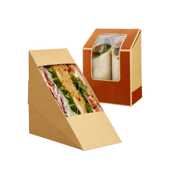 Custom Sandwich Boxes