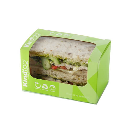 Printed Sandwich Boxes