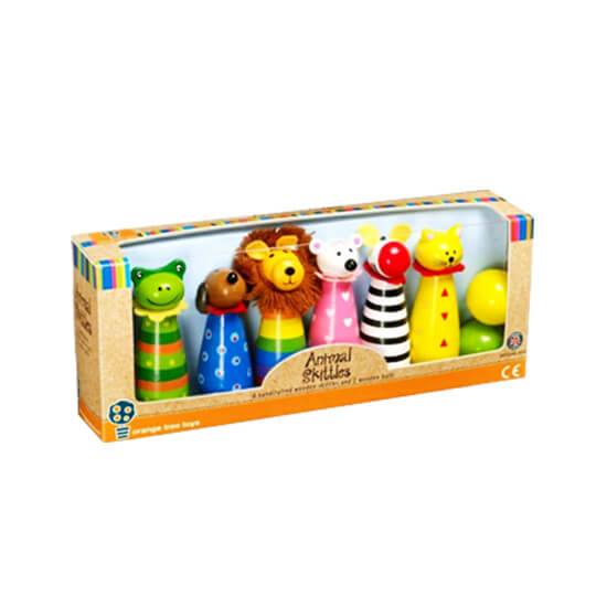 Printed Toy Boxes
